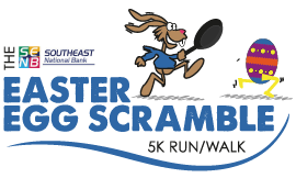 Easter Egg Scramble 5K